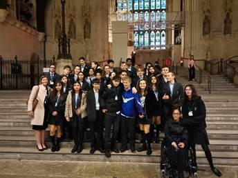 Trip to Houses of Parliament1